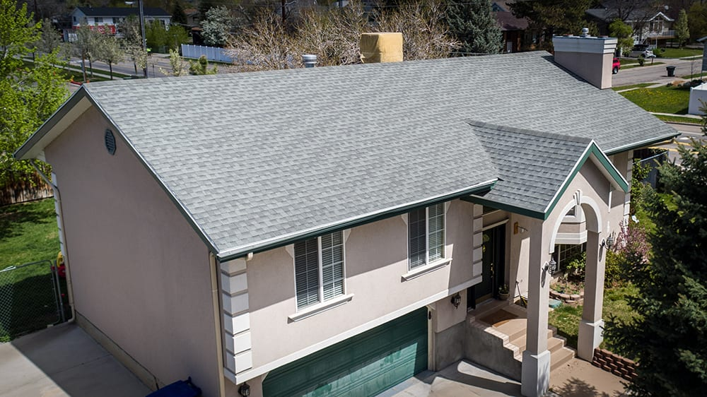 Residential Complete Tear Off And Re Roof Job