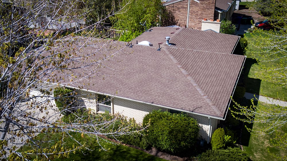 2,800 Ft2 Residential Roofing Project In Salt Lake City